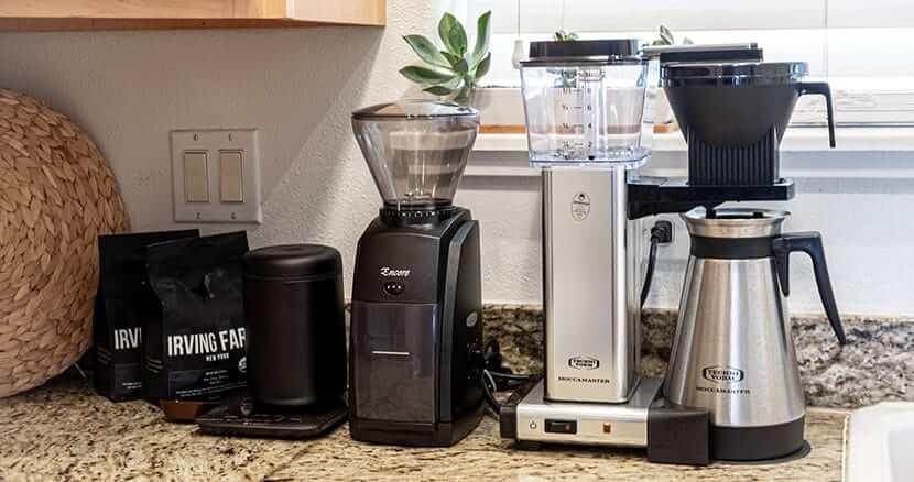 Technivorm Moccamaster 79112 KBT Coffee Maker Review